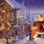 The Origins Of Santa Claus: Fact Or Fiction?