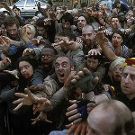 Could Philosophical Zombies & Solipsism Exonerate God For The Atrocities Of Humankind?